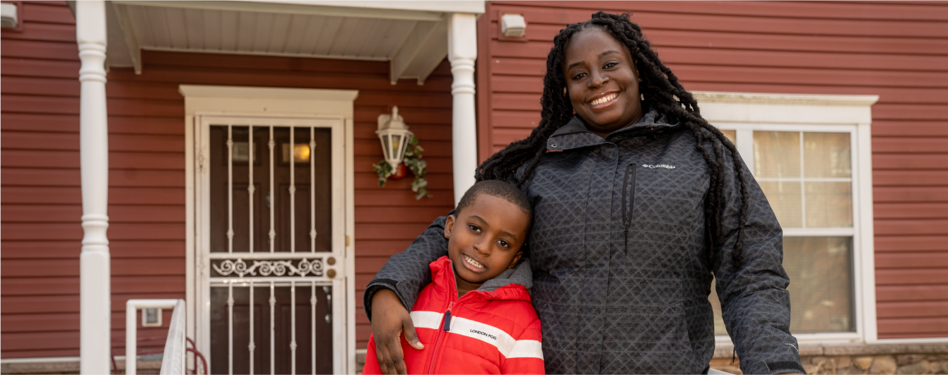 Housing Home Tamika and Son