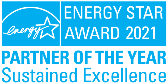 Energy Star Sustained Excellence 2021