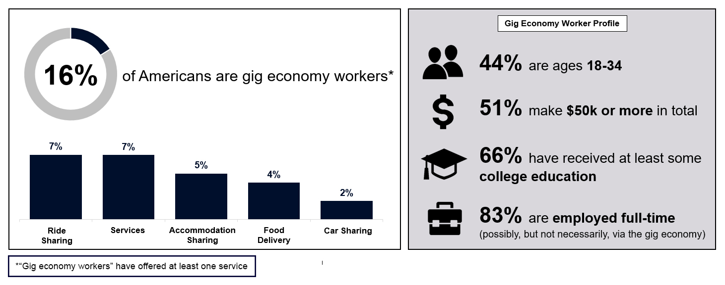 Gig Economy Worker Profile